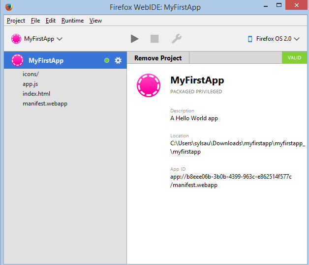 Learn to make your first Firefox OS application – All for Android