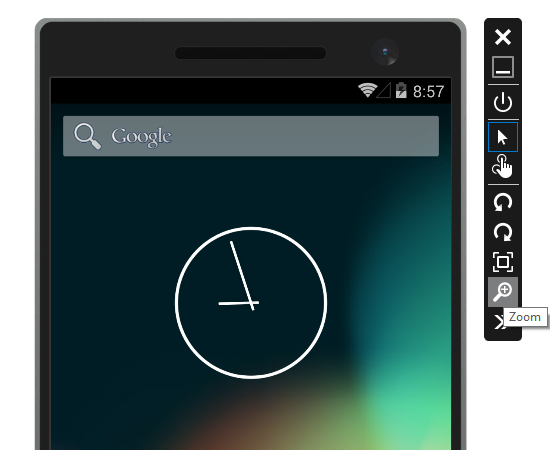 Use Visual Studio Emulator for Android with your Android