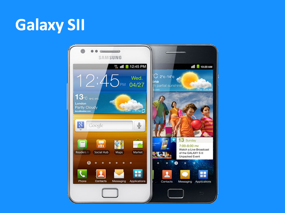 Samsung Galaxy S Series history from Galaxy S to S7 – All for Android, Android for All