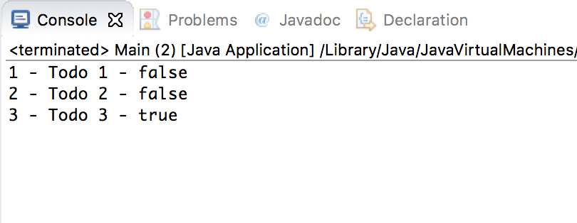 Parse and write JSON data in Java with Gson – All for