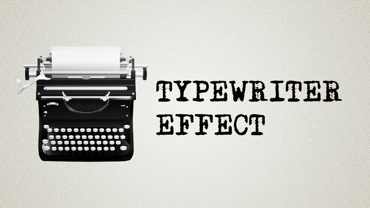 Create a Type Writer Effect on Android