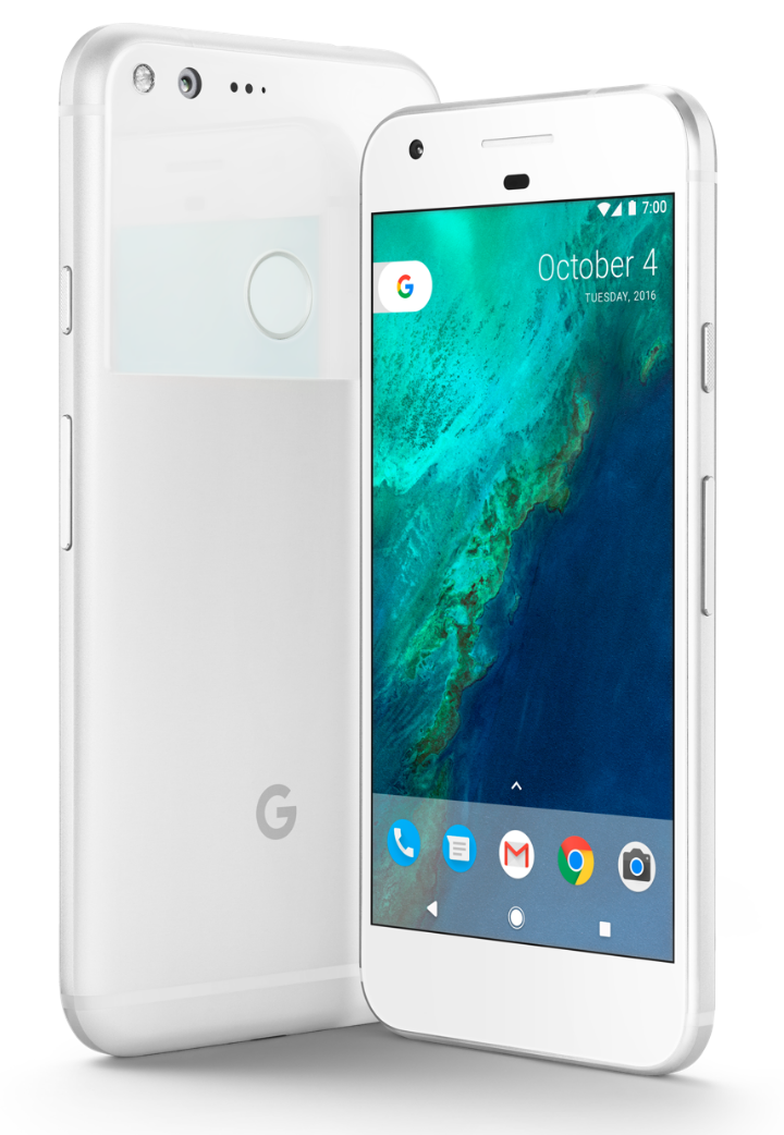 Discover Google Pixel and Pixel XL, the smartphones made by Google