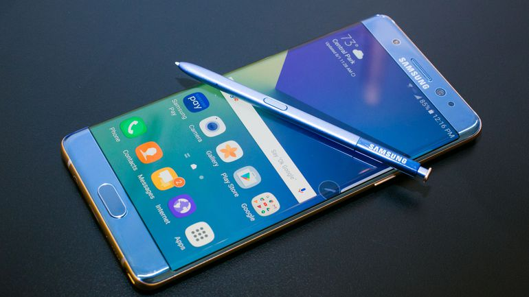 Samsung has revealed the reasons the Galaxy Note 7 caught fire