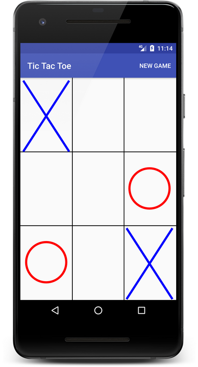 Learn To Create A Tic Tac Toe Game For Android All For Android Android For All