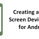 Creating a Lock Screen Device App for Android